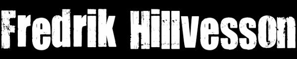 Fredrik Hillvesson